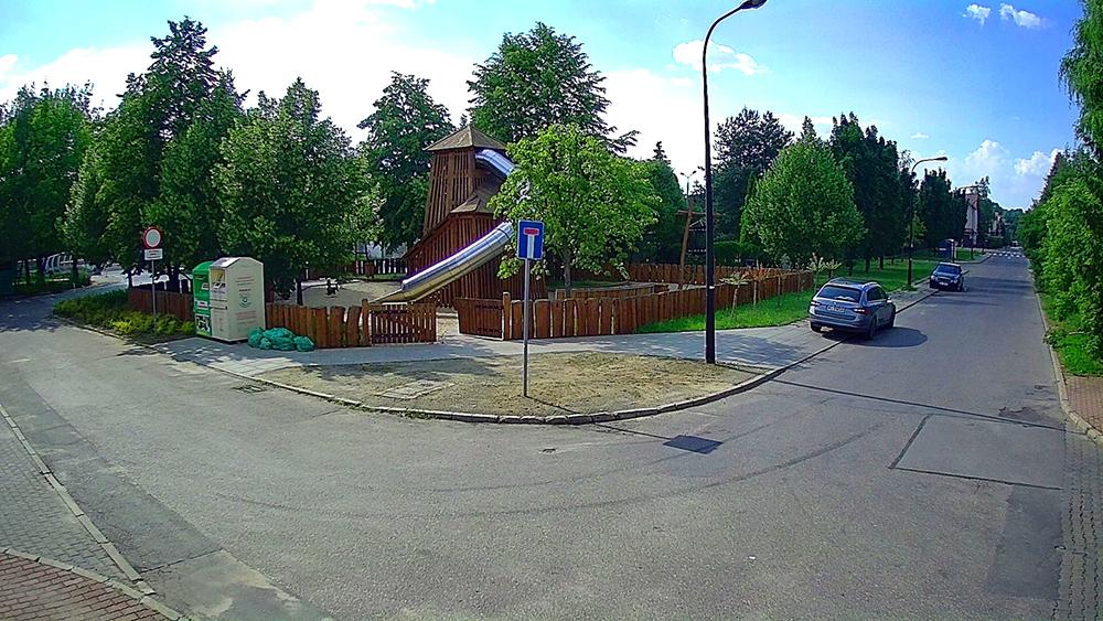Obraz z kamery