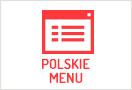 Menu w języku polskim
