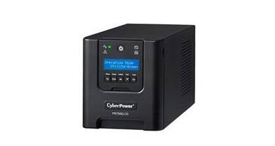 Cyber Power UPS PR1500ELCD 1350W Tower (IEC C13)