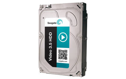 Dysk Seagate Video HDD, 3.5'', 4TB, SATA/600, 5900RPM, 64MB cache