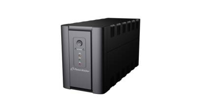 Power Walker UPS Line-Interactive 1200VA 2x 230V PL, 2x IEC C13, RJ11/RJ45, USB